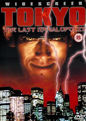 Rent Tokyo: The Last Megalopolis (aka Teito monogatari) Online DVD & Blu-ray Rental
