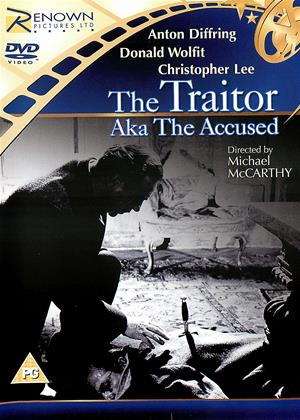 Rent The Traitor (aka The Accused) Online DVD Rental