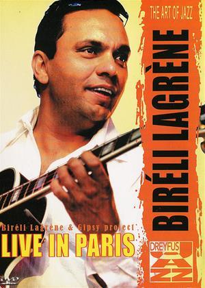 Rent Bireli Lagrene: Live in Paris Online DVD Rental