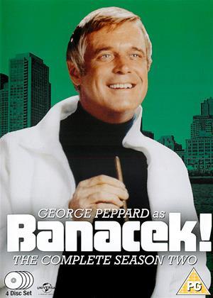 Rent Banacek: Series 2 Online DVD Rental