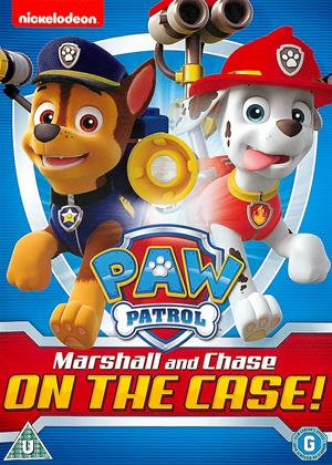 Rent Paw Patrol: Marshall and Chase on the Case! Online DVD Rental