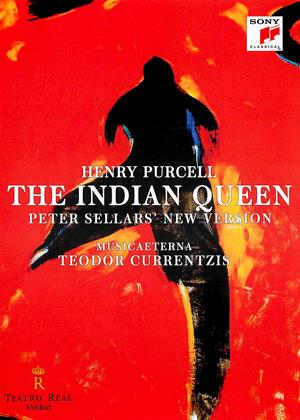 Rent The Indian Queen: Teatro Real (Teodor Currentzis) Online DVD Rental
