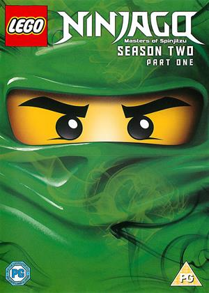 Rent Lego Ninjago: Masters of Spinjitzu: Series 2: Part 1 Online DVD Rental