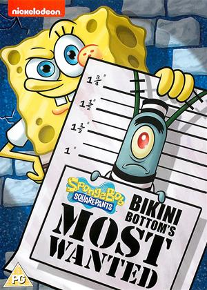 Rent SpongeBob Squarepants: Bikini Bottom's Most Wanted Online DVD Rental