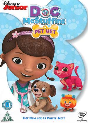 Rent Doc McStuffins: Pet Vet Online DVD Rental