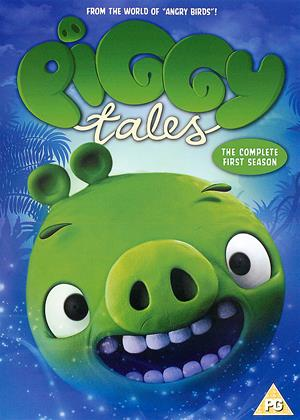 Rent Piggy Tales: Series 1 Online DVD Rental