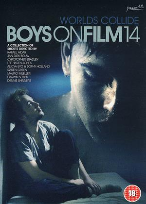 Boys on Films 14: Worlds Collide Online DVD Rental