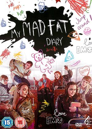Rent My Mad Fat Diary: Series 2 Online DVD Rental