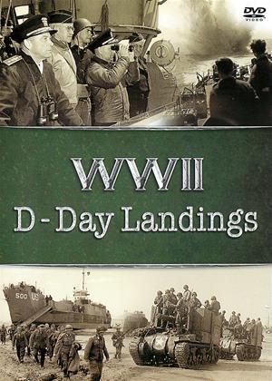Rent World War II: D-Day Landings Online DVD Rental