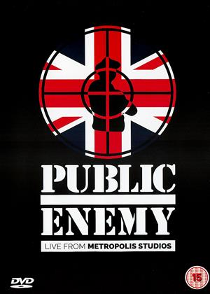 Rent Public Enemy: Live from Metropolis Studios Online DVD Rental