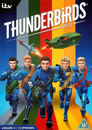 Rent Thunderbirds Are Go: Series 1: Vol.2 Online DVD & Blu-ray Rental