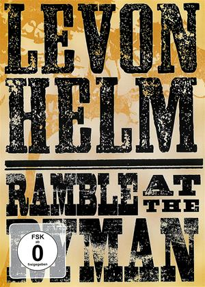 Rent Levon Helm: Ramble at the Ryman Online DVD Rental