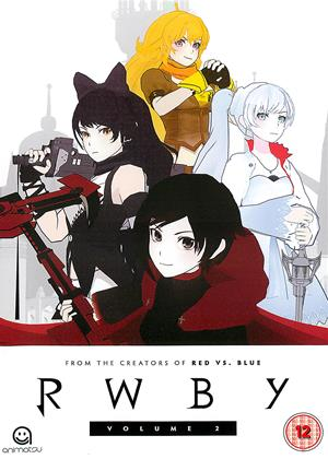Rent RWBY: Vol.2 Online DVD Rental