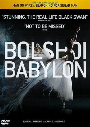 Rent Bolshoi Babylon Online DVD Rental