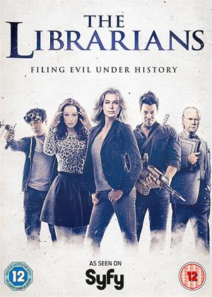 Rent The Librarians: Series 1 Online DVD Rental