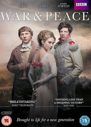 Rent War and Peace Online DVD Rental