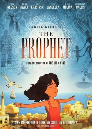 Rent The Prophet Online DVD Rental