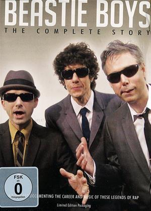 Rent Beastie Boys: The Complete Story Online DVD Rental