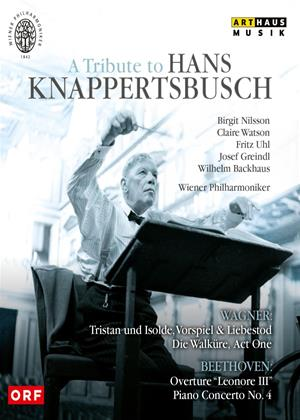 Rent A Tribute to Hans Knappertsbusch Online DVD Rental