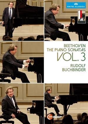 Rent Beethoven Piano Sonatas: Vol.3 Online DVD Rental
