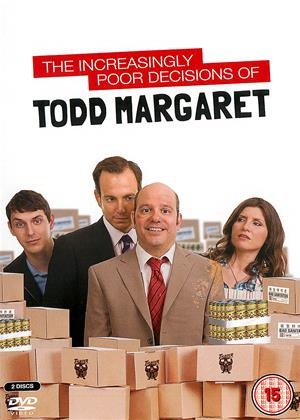 Rent The Increasingly Poor Decisions of Todd Margaret: Series 1 Online DVD Rental