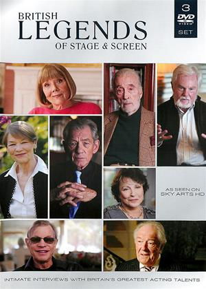 Rent British Legends of Stage and Screen Online DVD Rental