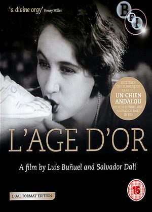 Rent Age of Gold (aka L'Age d'Or) Online DVD Rental