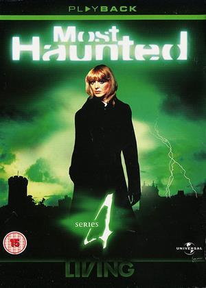 Rent Most Haunted: Series 4 Online DVD Rental