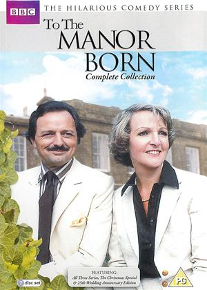 Rent To the Manor Born: Series 3 Online DVD Rental