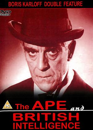 Rent The Ape / British Intelligence Online DVD Rental