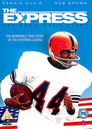 Rent The Express (aka The Express: The Ernie Davis Story) Online DVD & Blu-ray Rental