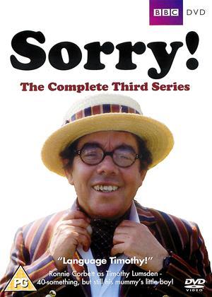 Rent Sorry!: Series 3 Online DVD Rental