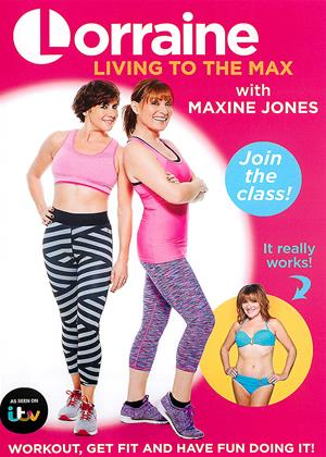 Rent Lorraine Kelly: Living to the Max Online DVD Rental