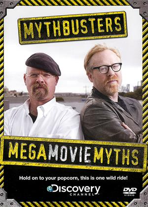 Rent MythBusters: Mega Movie Myths Online DVD Rental
