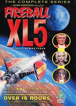 Rent Fireball XL5: The Complete Series (aka Fireball XL5) Online DVD Rental