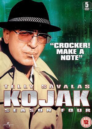 Rent Kojak: Series 4 Online DVD Rental