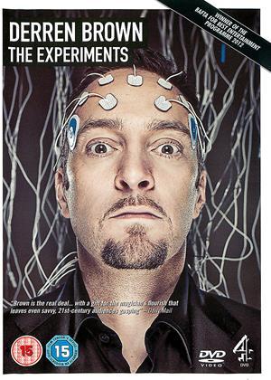 Rent Derren Brown: The Experiments Online DVD Rental