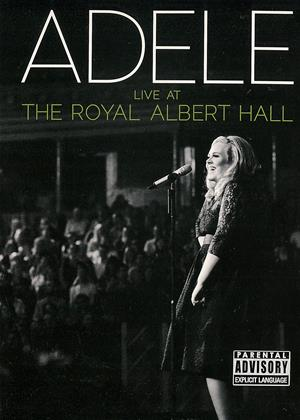 Rent Adele: Live at the Royal Albert Hall Online DVD Rental