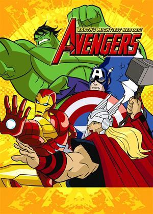 Rent The Avengers: Earth's Mightiest Heroes Online DVD & Blu-ray Rental