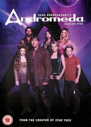 Rent Andromeda: Series 5 Online DVD Rental