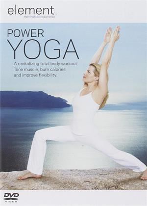 Rent 10 Minute Solution: Power Yoga Online DVD Rental