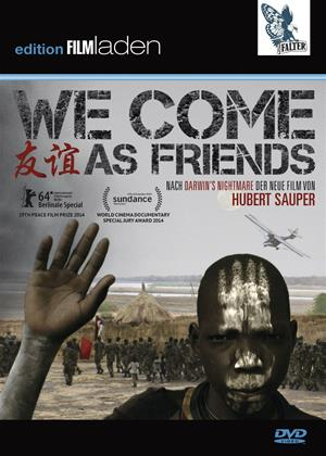 Rent We Come as Friends Online DVD & Blu-ray Rental