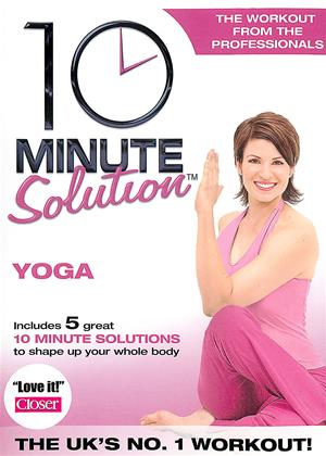 Rent 10 Minute Solution: Yoga Online DVD Rental