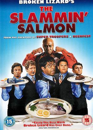 Rent The Slammin' Salmon Online DVD Rental