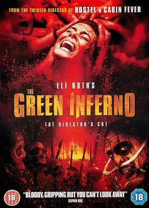 The Green Inferno Online DVD Rental