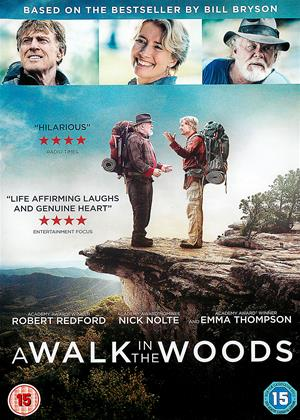 Rent A Walk in the Woods Online DVD Rental