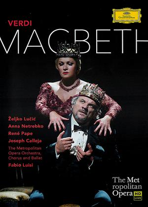 Macbeth: The Metropolitan Opera (Fabio Luisi) Online DVD Rental