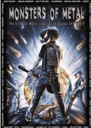 Rent Monsters of Metal: Vol.8 Online DVD Rental