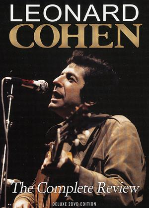 Rent Leonard Cohen: The Complete Review Online DVD Rental