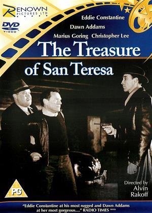 Rent The Treasure of San Teresa (aka Hot Money Girl) Online DVD Rental